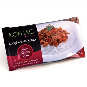 Shirataki - Spaghetti de Konjac