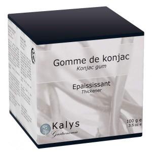 Gomme de Konjac - épaississant
