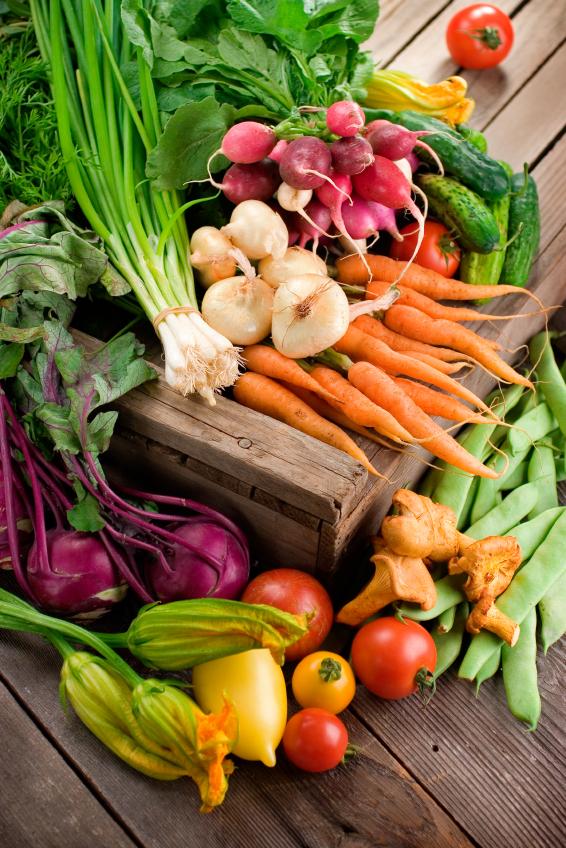 Shirataki aux légumes